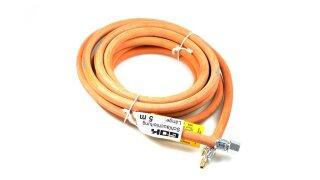 GOK tubo a media pressione G 1/4 LH-ÜM x STN - 5000 mm