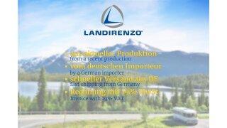 Landi Renzo MED inyector GLP GNV GI25-65 NEGRO - enchufe AMP/Bosch