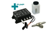 V-LUBE Electronic Valve Saver SEQUENT PLUS 6-W Kit + 1L...