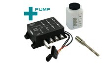 V-LUBE Electronic Valve Saver SEQUENT PLUS 6-D Kit + 1L...