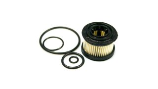Filter cartridge for BRC incl. gasket (liquid phase)