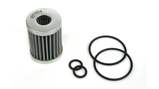 Cartuccia filtro poliestere per filtro gas BRC incl. set di guarnizioni (fase gas)