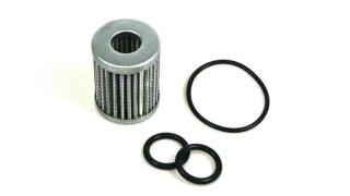 Filter cartridge polyester for Valtek filter incl. gasket  (gaseous phase)