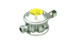 GOK regolatore di bassa pressione 30 mbar 1,5k g/h dritto 8 mm